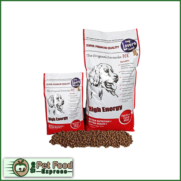 www.thepetfoodexpress.nl DLG High Energy
