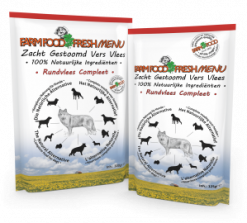 Farm Food Rundvlees Gestoomd
