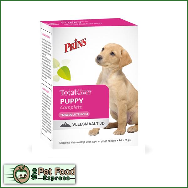 www.thepetfoodexpress.nl Prins Puppy