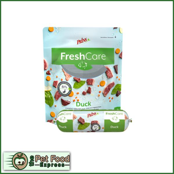 www.thepetfoodexpress.nl Prins Freshcare Duck